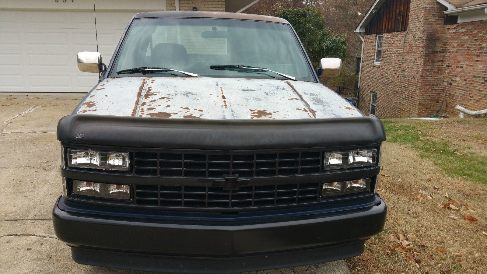 Chevrolet Fort Myers >> 93 Chevy Extended Cab 2WD - Classic Chevrolet Silverado ...