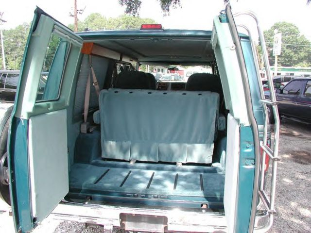 93 CHEVY G20 MARK III CONVERSION VAN IN GOOD CONDITION ...