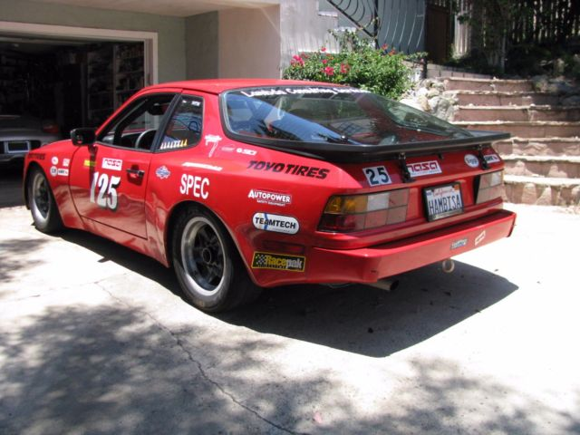 944 Spec Race Car 226 Ready For The Track Classic