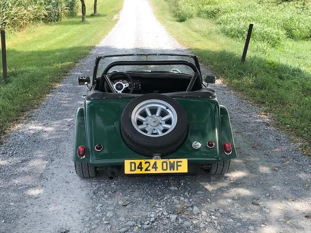 Happiness! mg midget 5 speed tran can recommend