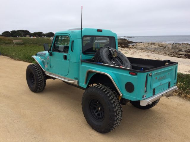 Aev Jeep For Sale >> AEV Jeep BRUTE Pickup Truck Conversion Wrangler 4x4 jk8 jk fj40 scrambler SEMA - Classic Jeep ...