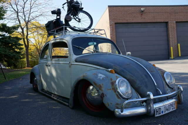 air suspension rat rod  vw beetlebug slammed bagged hot rod classic volkswagen