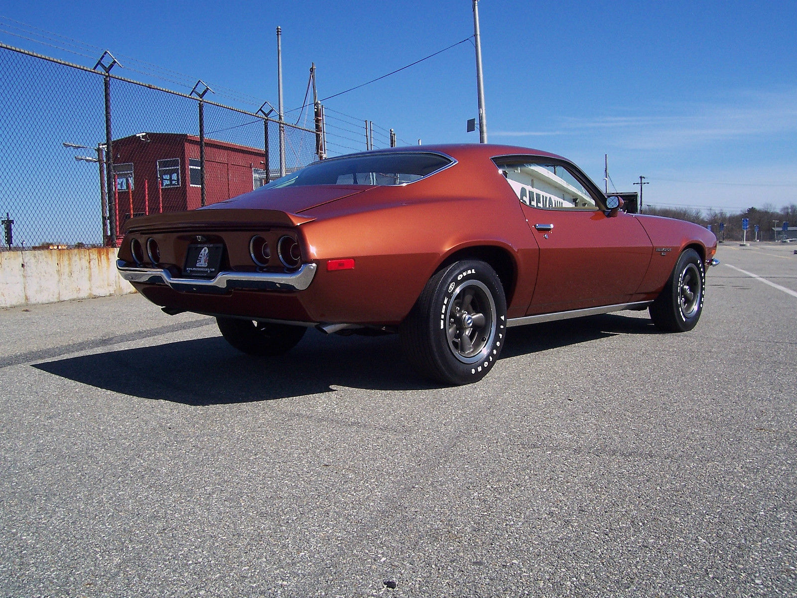 All Numbers Matching 1970 Camaro RS - Classic Chevrolet ...