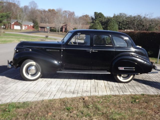 Amazing 1939 Buick Special With Straight 8 All Original