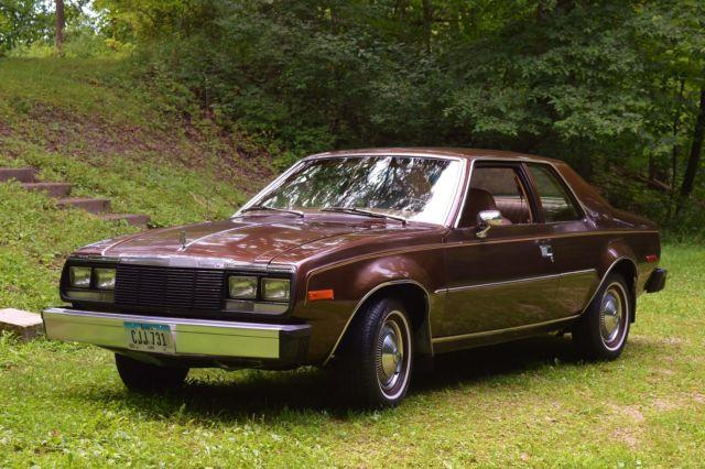 Used Cars Cedar Rapids >> AMC 1979, 2 Door AMC Concord, Rare find, less than 25,000 Original Miles - Classic AMC Other ...