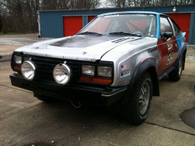 Amc Eagle Sx4 Classic Amc Other 1980 For Sale