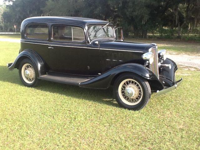 Antique 1933 chevrolet eagle master 2 door sedan classic for 1933 chevy 2 door sedan