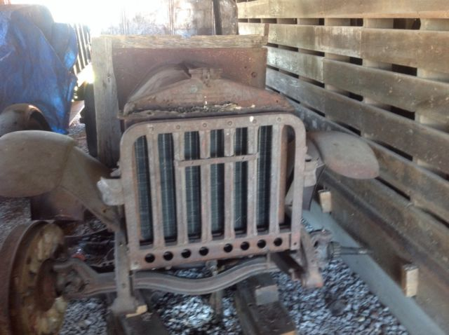 Sell Car For Parts >> Antique Federal Truck Teens - Classic Other Makes 1918 for sale