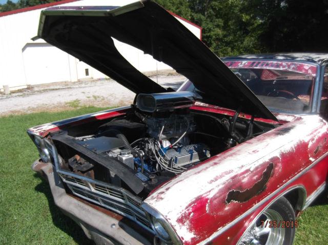 Antique, Ratrod, Ford Galaxie 500 Show Car, Aztec Theme, Loud Header
