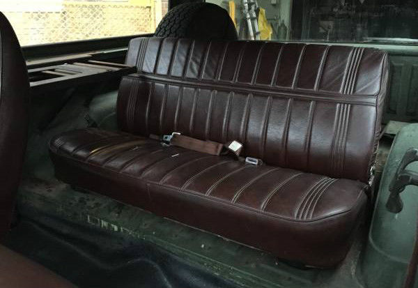 Army Surplus Military Chevrolet K5 Blazer M1009 CUCV 4x4