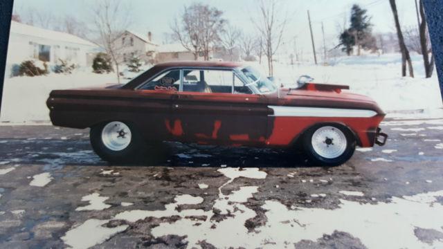 Attention ford fanatics 1964 ford falcon sprint project car 1964 ford falcon sprint project car sciox Images