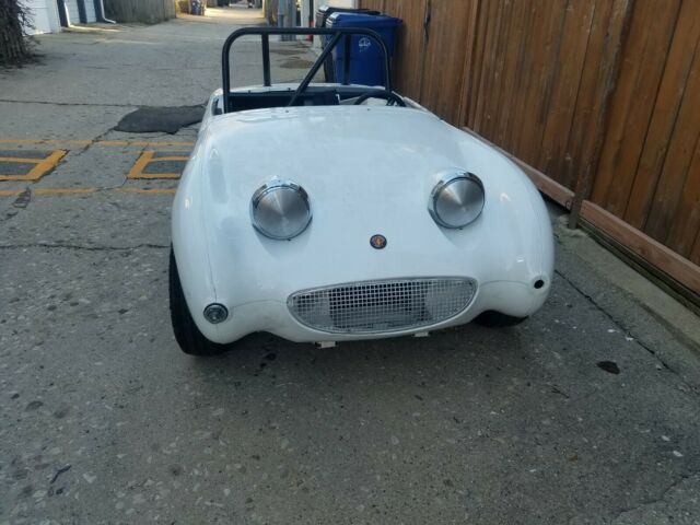 Austin Healey Bugeye Sprite Vintage Race Car Classic Other Makes