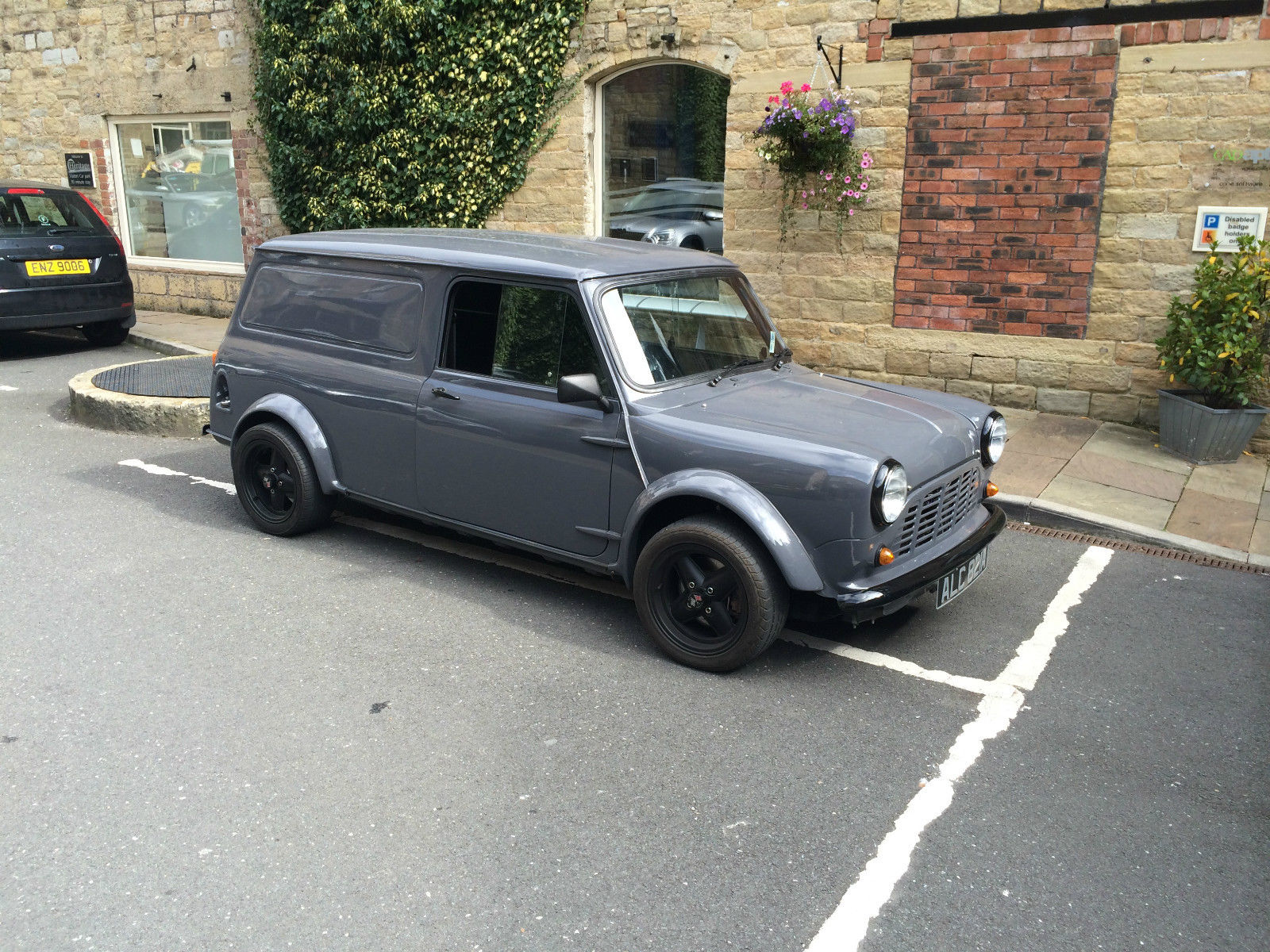 9729d7de7e Austin Morris Mini Van - 1963 - Full rebuild with a twist! 180Hp 1800cc  Twin cam