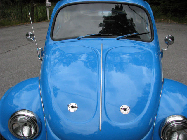Fuel Rims For Sale >> AWESOME BAJA BUG BIG MOTOR NEW INTERIOR NEWER RIMS AND ...