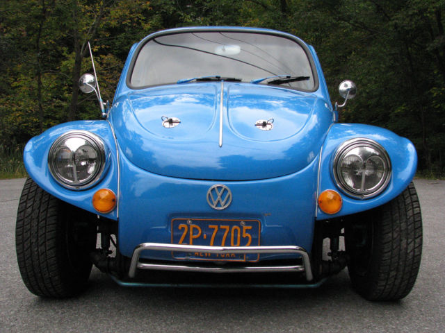 Too Much Oil In Car >> AWESOME BAJA BUG BIG MOTOR NEW INTERIOR NEWER RIMS AND ...