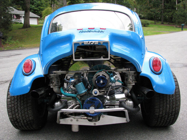 AWESOME BAJA BUG BIG MOTOR NEW INTERIOR NEWER RIMS AND TIRES SHARP PAINT FAST!! - Classic ...
