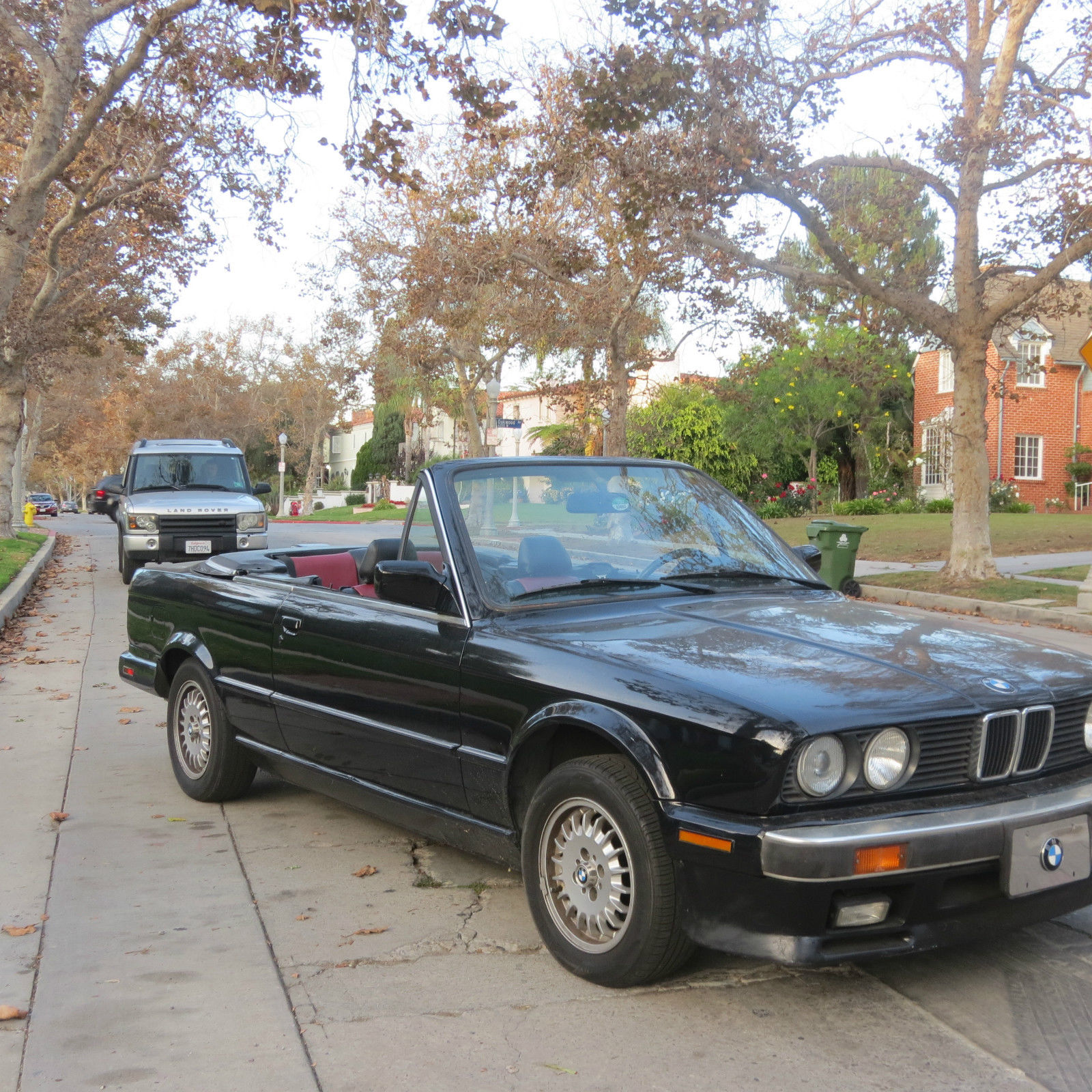 Bmw For Sale Los Angeles: AWESOME FUN CUSTOM NO RESERVE 1988 BMW 325i AUTOMATIC