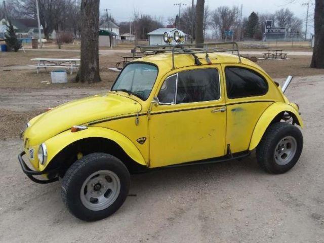 Baja Bug Beetle Dune Buggy 1966 Volkswagen Clic