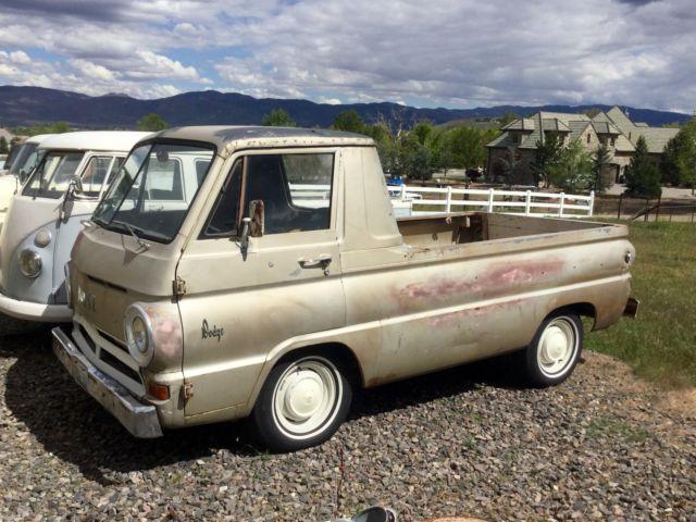 1967 dodge truck slant 6