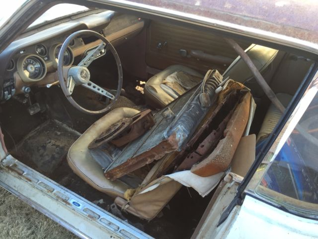Barn find 1968 ford mustang coupe project 289 3 speed for 1968 ford mustang floor pans