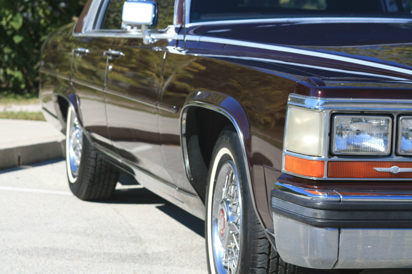 BARN SALE MUST SELL NOW OVER 50 CARS 1987 CADILLAC BROUGHAM
