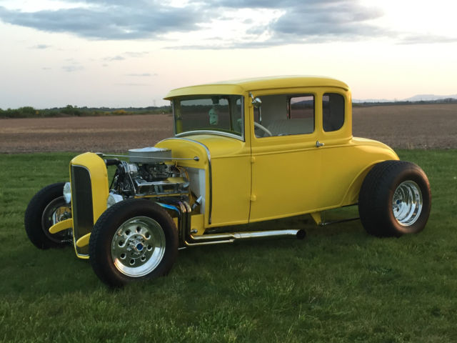 Beautiful 1930 ford model a 5 window coupe hot rod all for 1930 model a 5 window coupe