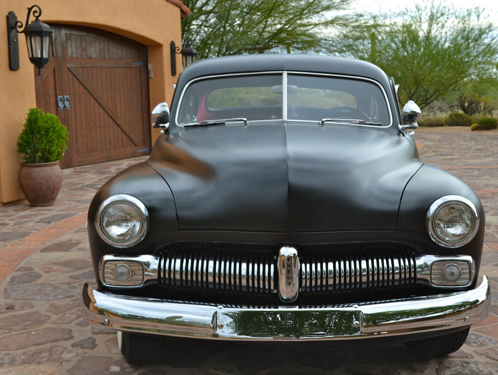 Beautiful 1950 mercury 2 door flathead v8 classic for 1950 mercury 2 door for sale