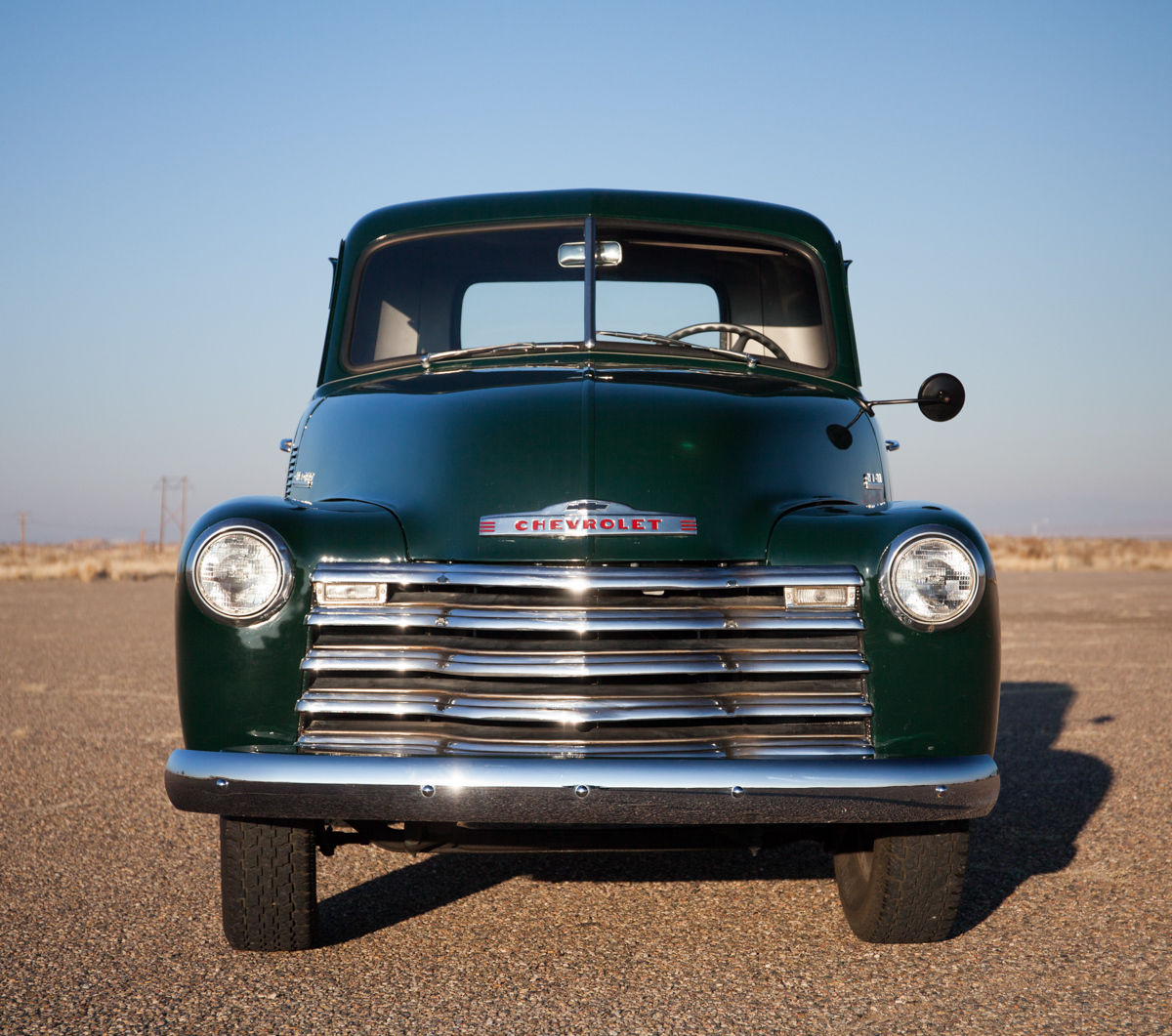 Beautiful 1951 Chevrolet Truck 3100 Shortbed Restored