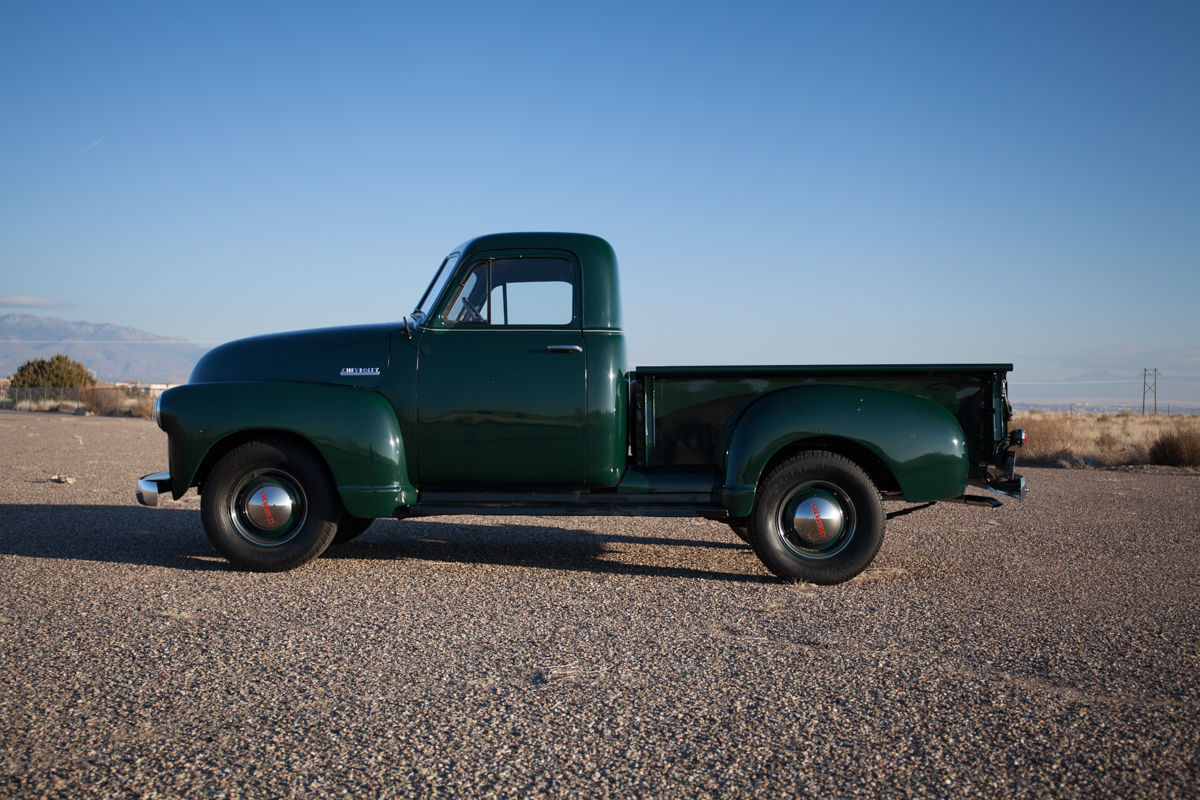 Beautiful 1951 Chevrolet Truck 3100 Shortbed Restored Classic Chevy Pickup Prevnext