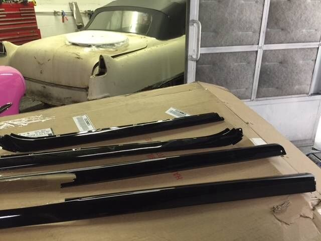 beautiful 1955 lincoln capri restoration project must sell low 9k miles classic lincoln. Black Bedroom Furniture Sets. Home Design Ideas