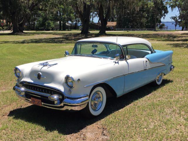 Beautiful 1955 oldsmobile super 88 2 door hardtop 1956 for 1955 buick 2 door hardtop