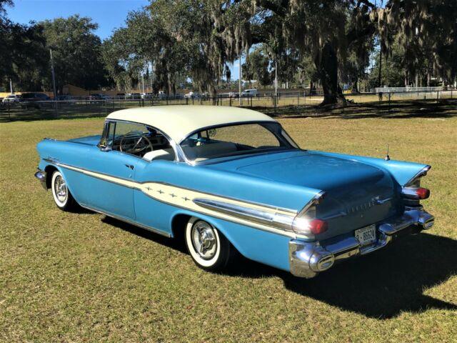 Beautiful 1957 Pontiac Star Chief 2 Door Hardtop 1955