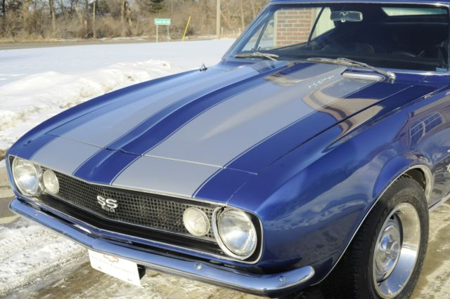 Beautiful 1967 Camaro No Reserve 120 Photos Classic