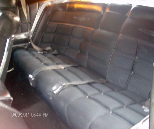 beautiful 1969 t bird landau two door hardtop thunderjet 429 v8 94 302 mile classic ford. Black Bedroom Furniture Sets. Home Design Ideas
