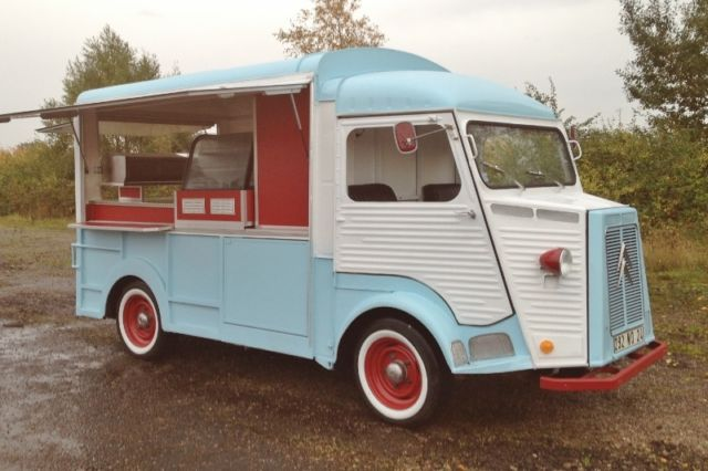 Hy Citroen Food Truck
