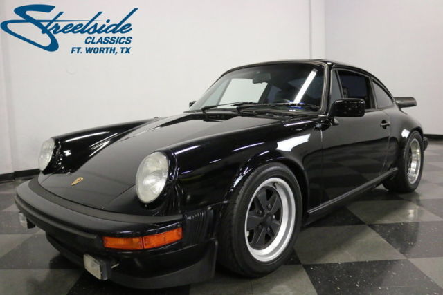beautiful southern car w clean history under 60k miles runs out great classic porsche 911. Black Bedroom Furniture Sets. Home Design Ideas