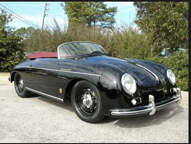 Beck Speedster Classic Porsche 356 1957 For Sale