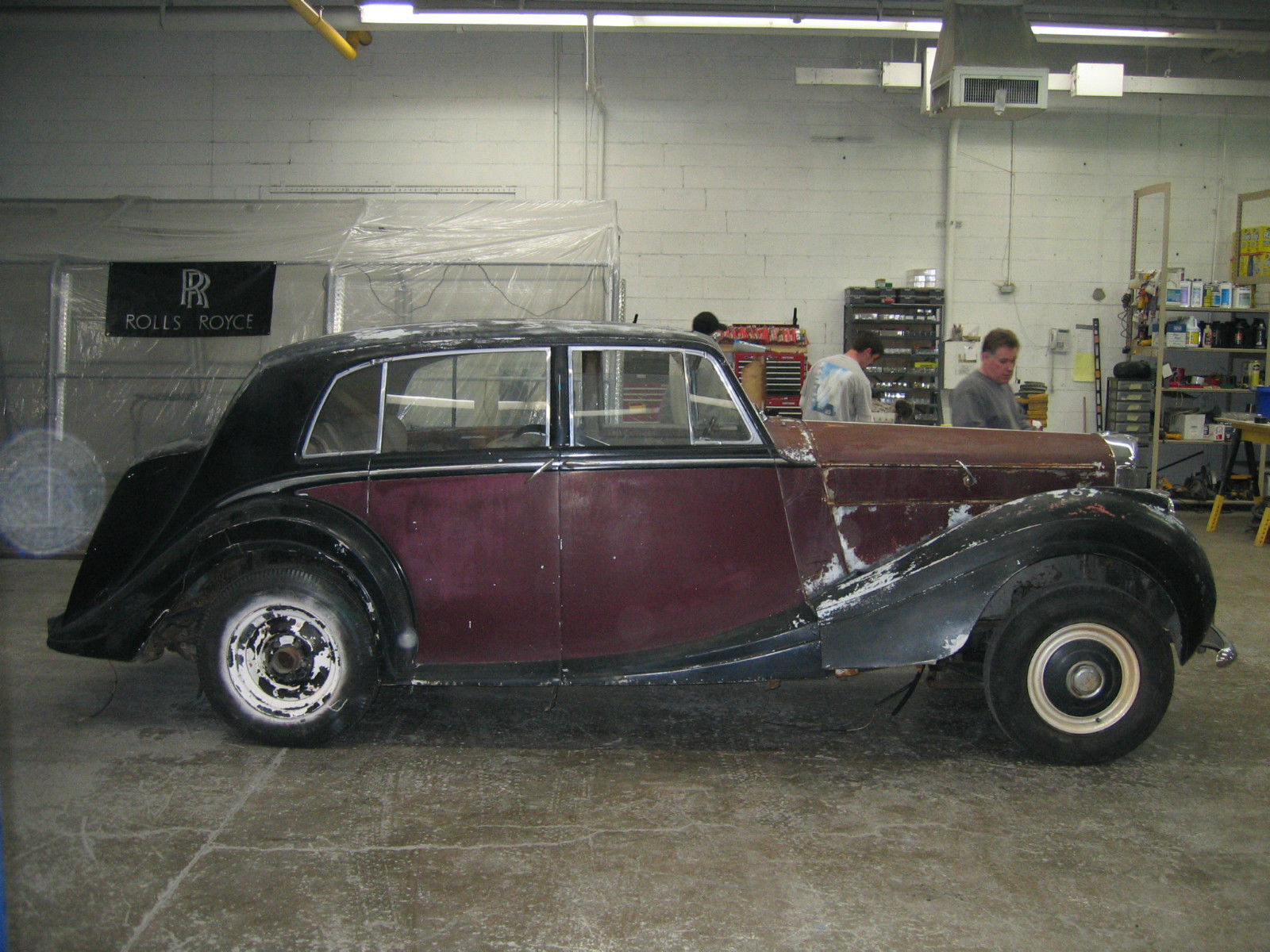 Bentley 1950 Coach Work By H J Mulliner Classic