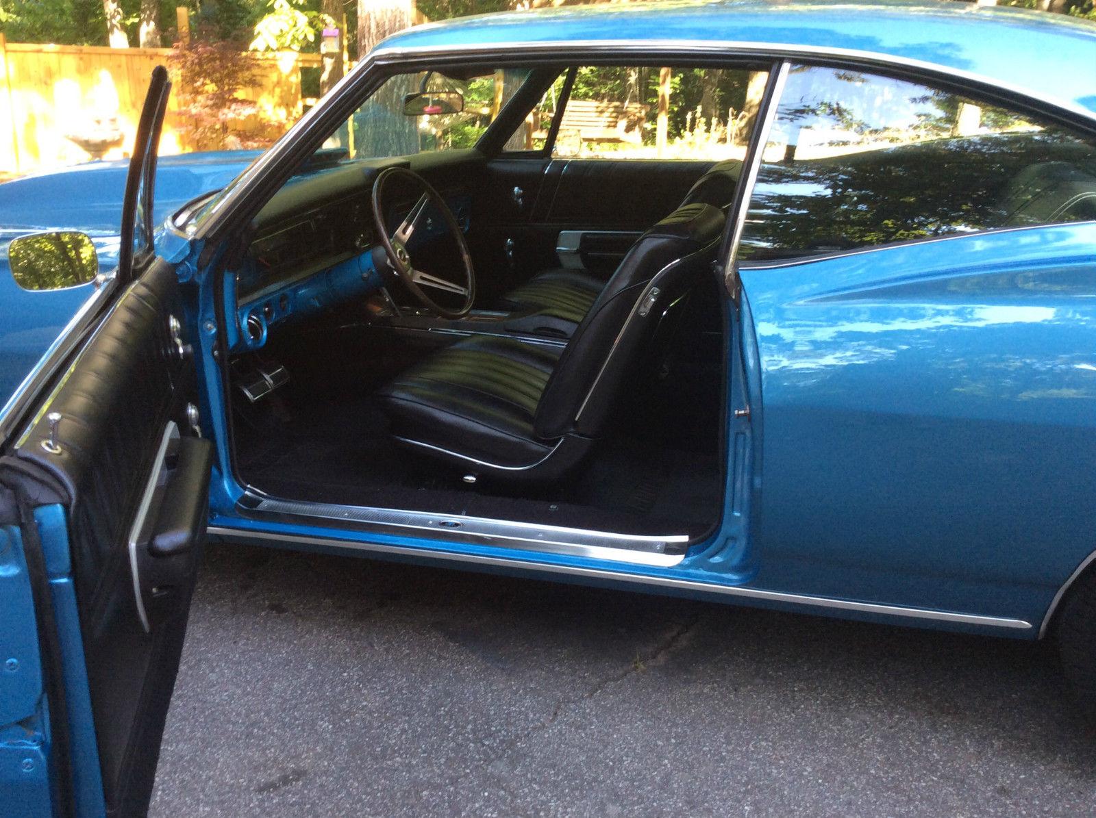 Blue 1968 Chevy Impala Ss Classic Chevrolet For Sale 427 Prevnext