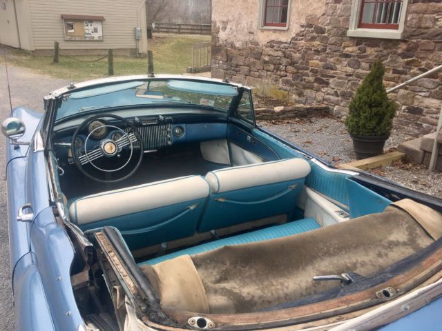 BLUE CHIP BUICK, 322 NAILHEAD, best color rare LIKE 1954