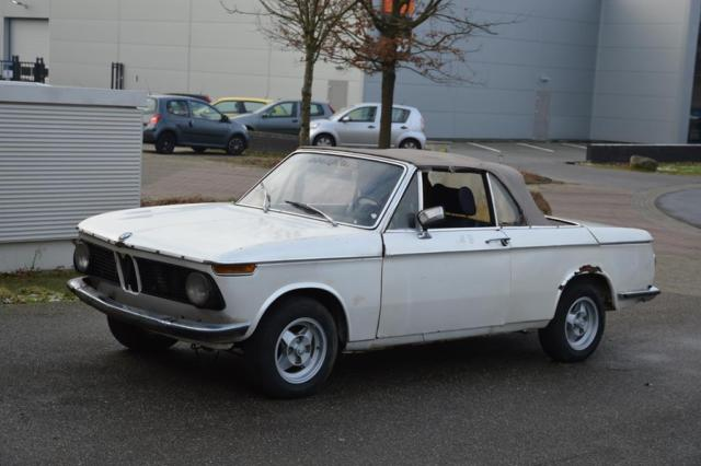 new styles 966a5 ea64f BMW 1600 Cabrio Convertible 2002 1600-2 Baur. Very rare ...