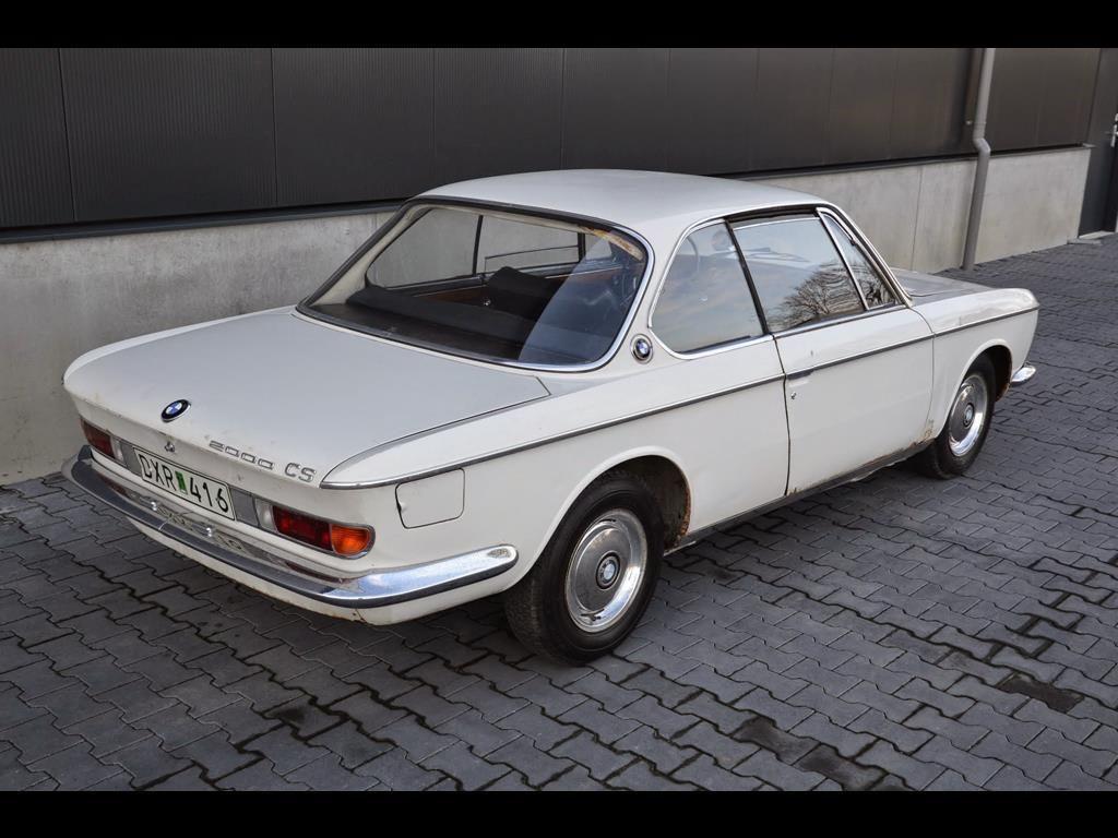 BMW 2000 Ti 1966 Polizei grün Modellauto 118  MCG 4995