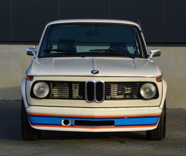 76 Bmw 2002 Modified: BMW 2002 Turbo 1974. Fully Restored Euro 2002 Turbo, Mint