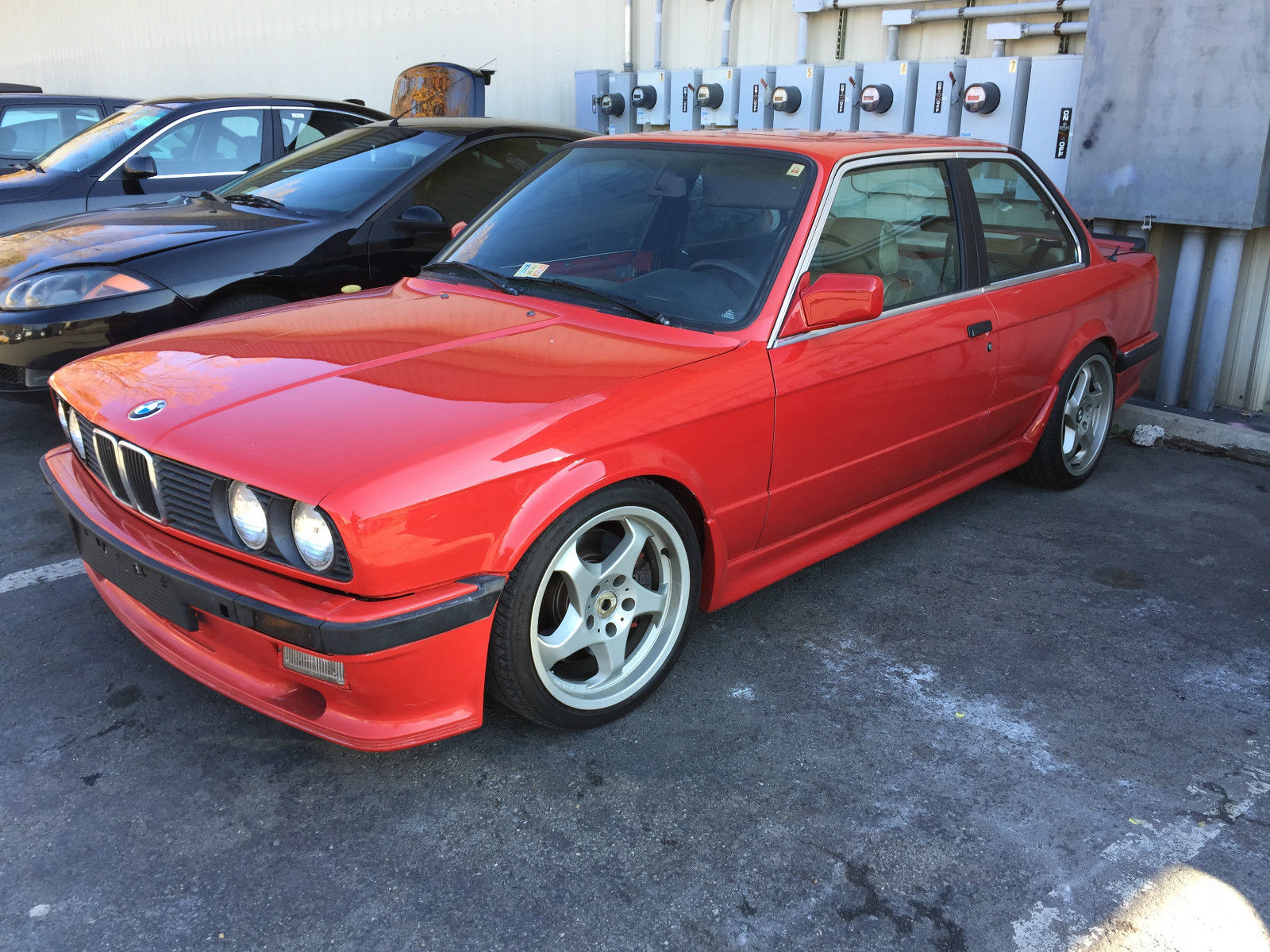 BMW : 3-Series 1986 bmw 325E E 30 stroker engine - Classic
