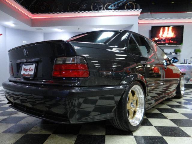 Bmw 320i E36 Jdm Right Hand Drive Sedan M3 Upgrades Only 40k Miles