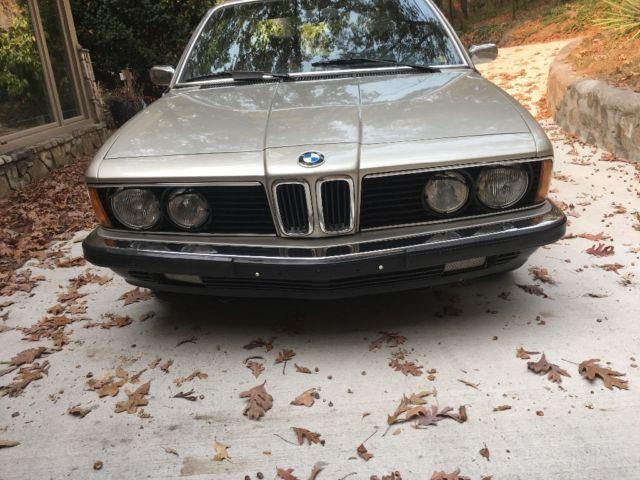 BMW e23 745i euro turbo - Classic BMW 7-Series 1980 for sale