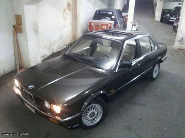 Classic Cars For Sale In Greece: Bmw E30 318i ORIGINAL From GREECE