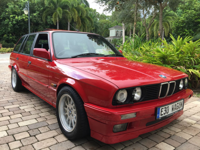 bmw e30 320i station wagon euro touring rhd 15 rims black sport seats m tech 1 classic bmw 3. Black Bedroom Furniture Sets. Home Design Ideas