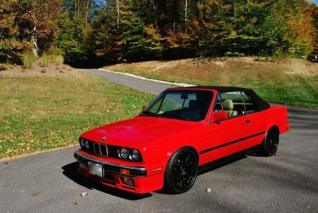 Bmw E Convertible With Engine And Performance Upgrades