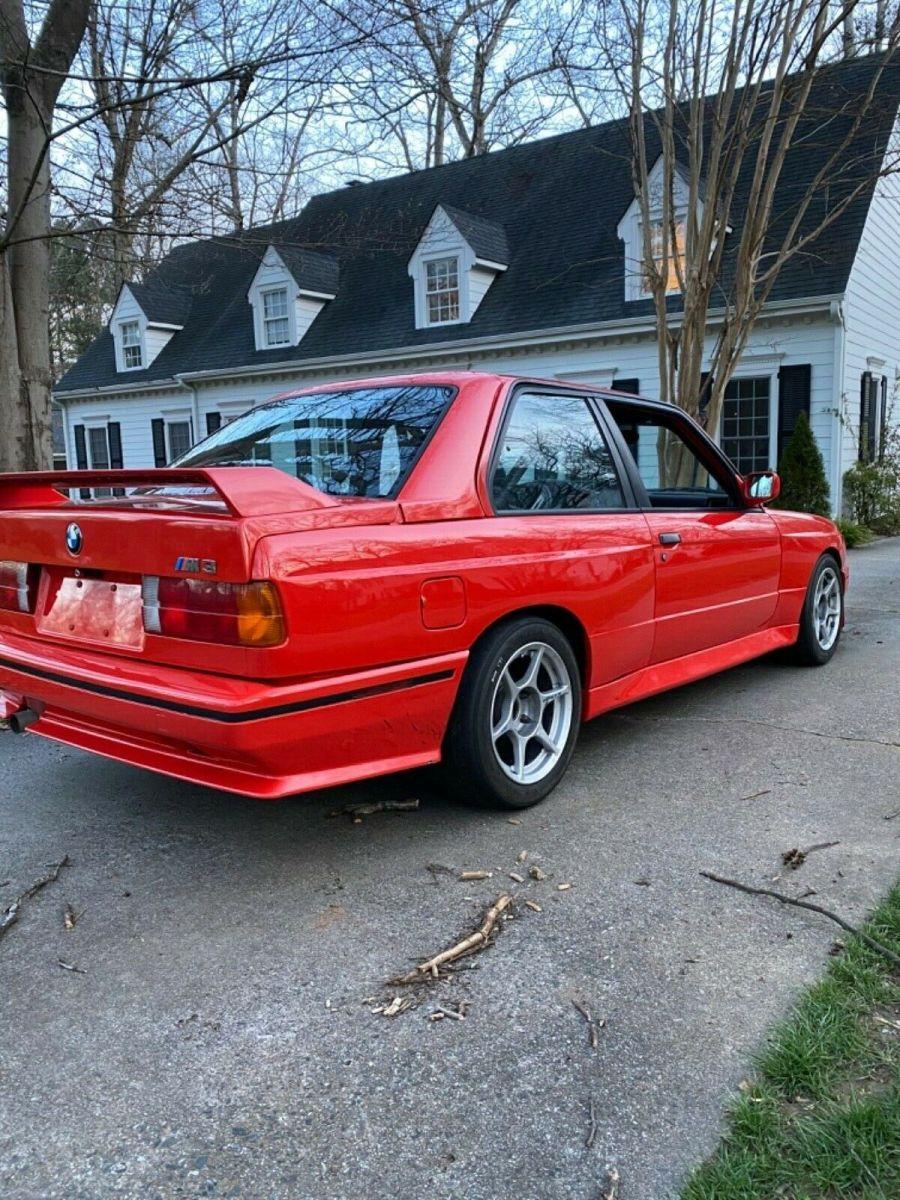 BMW E30 M3 Race Car Henna Built for Racing S14 Motor Track ...
